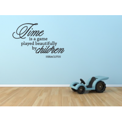 Time is a game