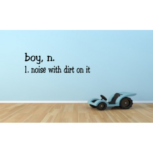 Boys Definition