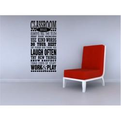 Custom Family/Whanau/Classroom Rules