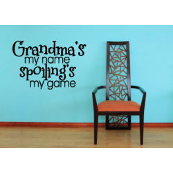 Grandma's my name