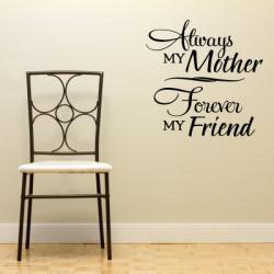 Always my Mother