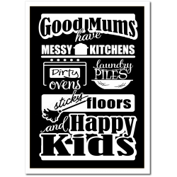 Good Mums Print